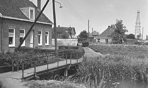 foto Nieuwe Tuinen sloot Dukker 1958