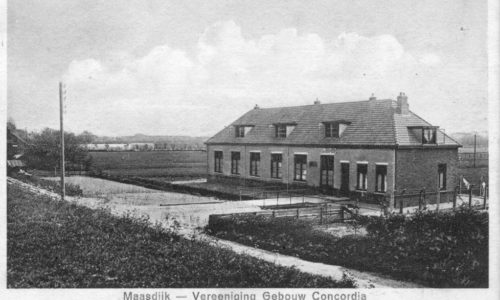 1928 Verenigingsgebouw Concordia (1928)