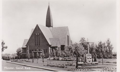 Protestantse kerk Monster
