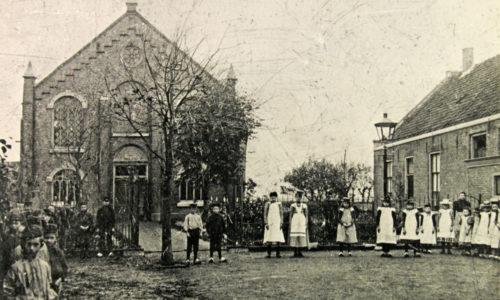 Maasland, Geref. kerk Doelstraat (A-05327-1-72)