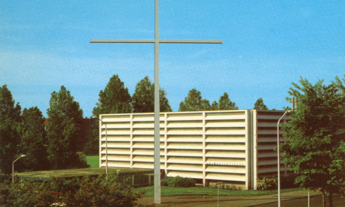 Ontmoetingskerk (circa 1980)