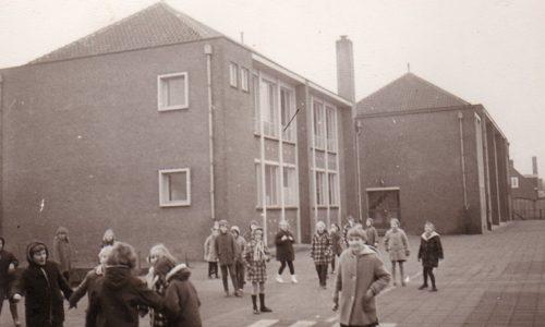 600033a-1 Speelkwartier 1962 Mariaschool