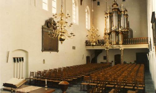 Abdijkerk orgel