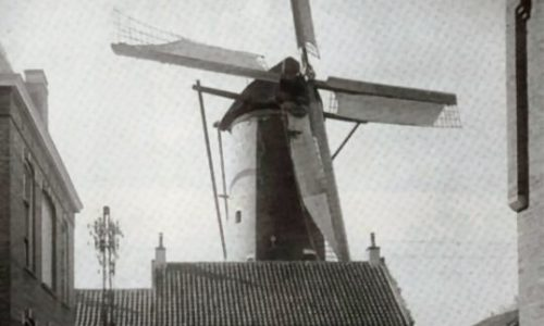 Naaldwijk Korenmolen De Ster