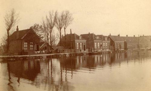dorpsstraatwestzijde1900