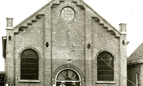 voormaligegereformeerdekerkschipluiden1930