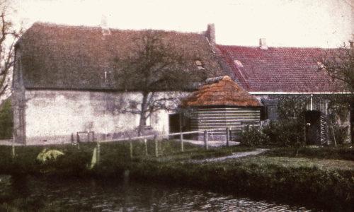 boerderijarckesteinnegenhuizen1950