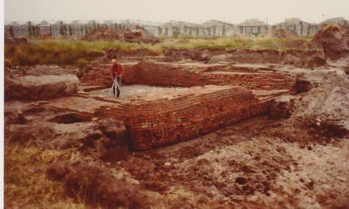 opgraving-kasteel-polanen-in-1981
