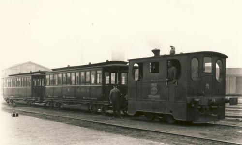 tram-in-loosduinen
