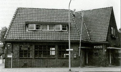 Het postkantoor Poeldijk.