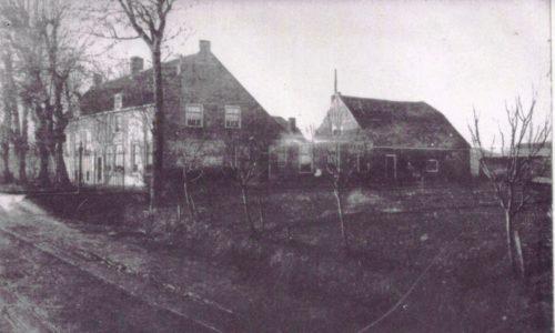 Bouwlust Heulweg rond 1900