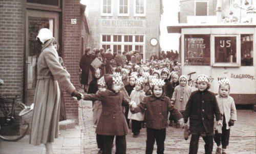 Kleuterschool1950